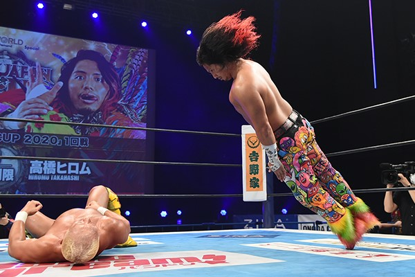 NJPW New Japan Cup 2020 Night 1 (June 16) Results & Review