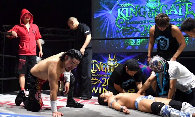 Dragongate King of Gate 2020 Night Ten (June 7): The Finals Results & Review
