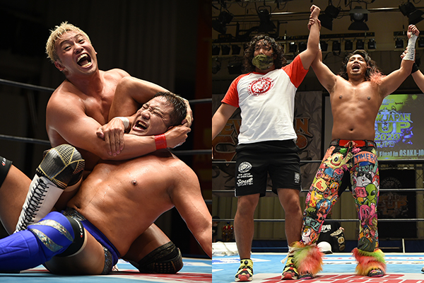 NJPW New Japan Cup 2020 Night 5 (June 24) Results & Review
