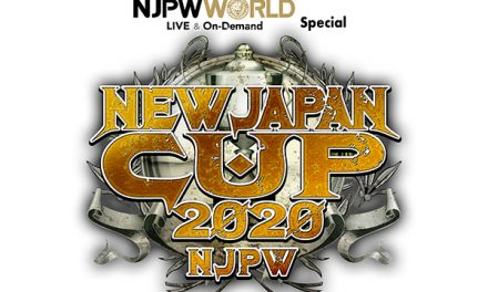 New Japan Cup Night 2 (June 17) Audio Review