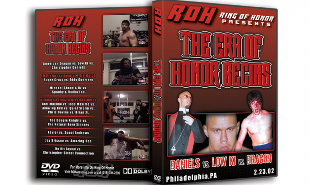 The Lapsed ROHbot: ROH The Era of Honor Begins (2/23/2002)