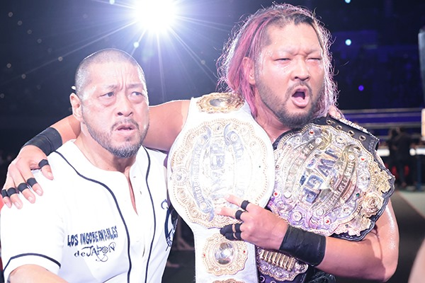 NJPW Dominion in Osaka-jo Hall (July 12) Results and Review