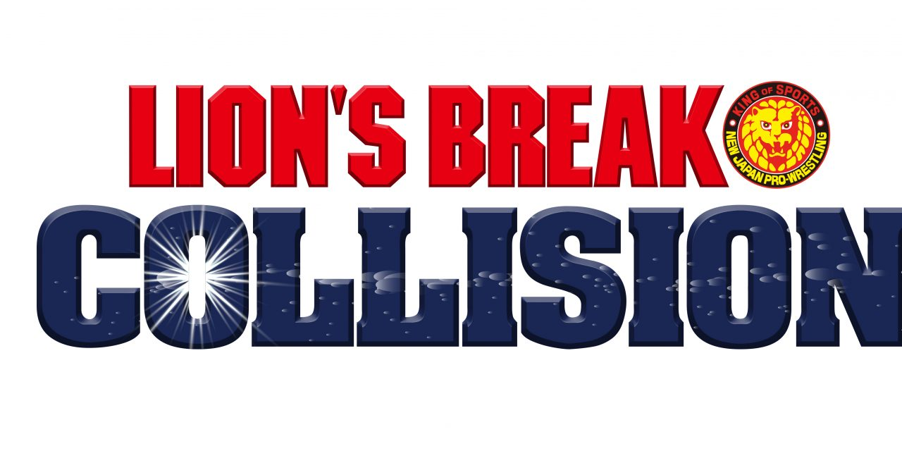 NJPW Lion's Break Collision Preview
