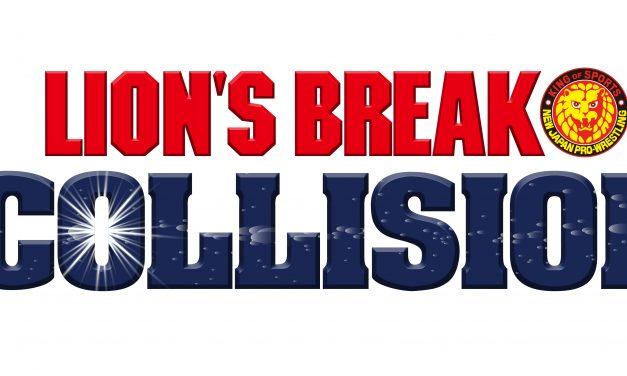 NJPW Lion's Break Collision Preview