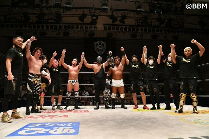 Dragongate Hopeful Gate (July 15) Results & Review