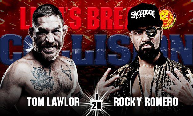 NJPW Lion's Break Collision: Episode 3 (July 17) Results & Review