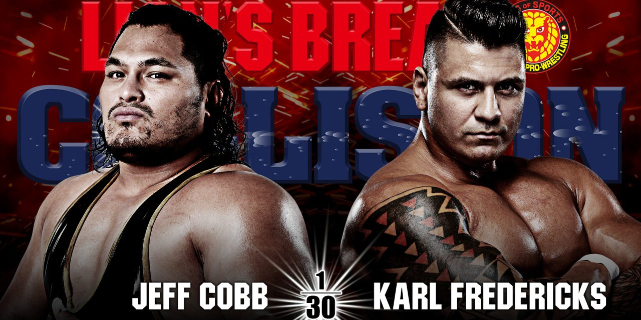 NJPW Lion's Break Collision: Episode 4 (July 24) Results & Review