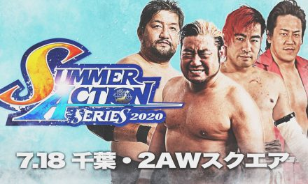 AJPW Summer Action Series 2020 ~Chiba EXTRA DREAM 24~
