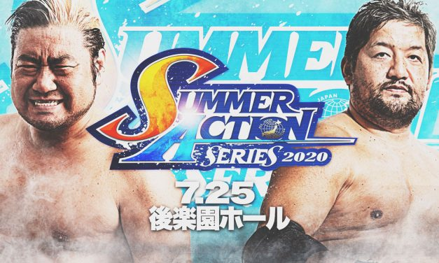 AJPW Summer Action Series 2020 Day 3 (July 25) Results & Review