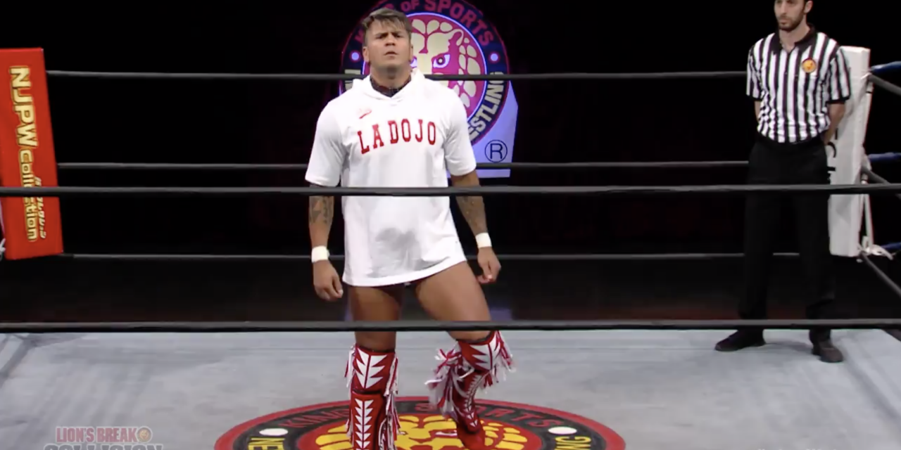 NJPW Lion's Break Collision: Episode 1 (July 3) Results & Review
