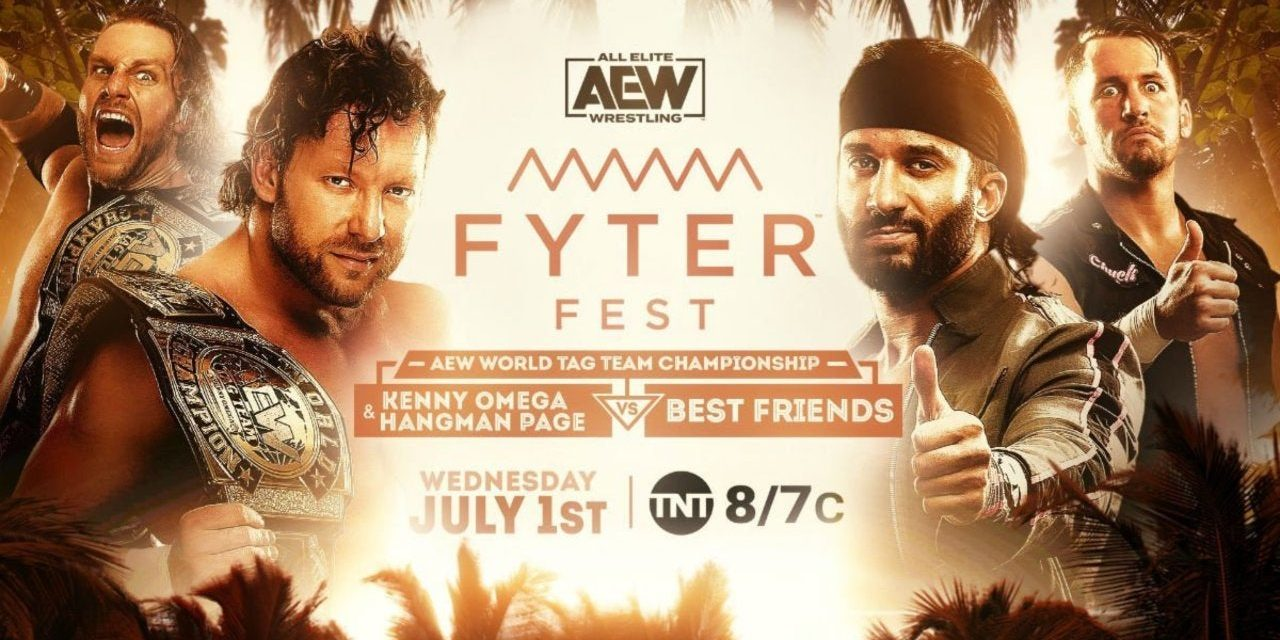 AEW Fyter Fest 2020 (Night 1) Preview & Predictions