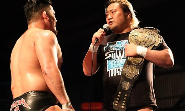 VOW Flagship: #SpeakingOut, NJ Cup, EVOLVE & AJPW & more!