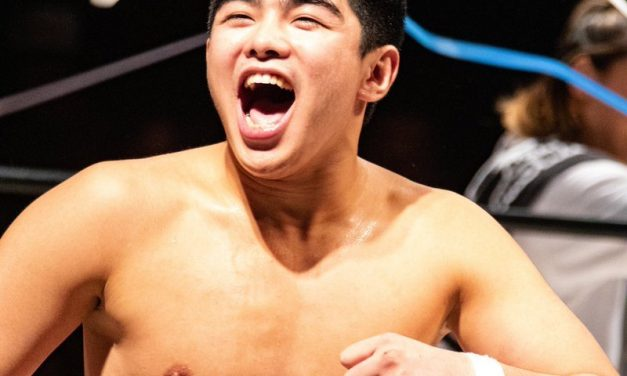 Hustlers and Heatseekers: Japan's Next Wrestling Stars (Part 4)