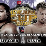 NJPW Strong: Episode 2 (August 14) Results & Review