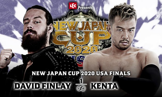 NJPW Strong: Episode 3 (August 21) Results & Review