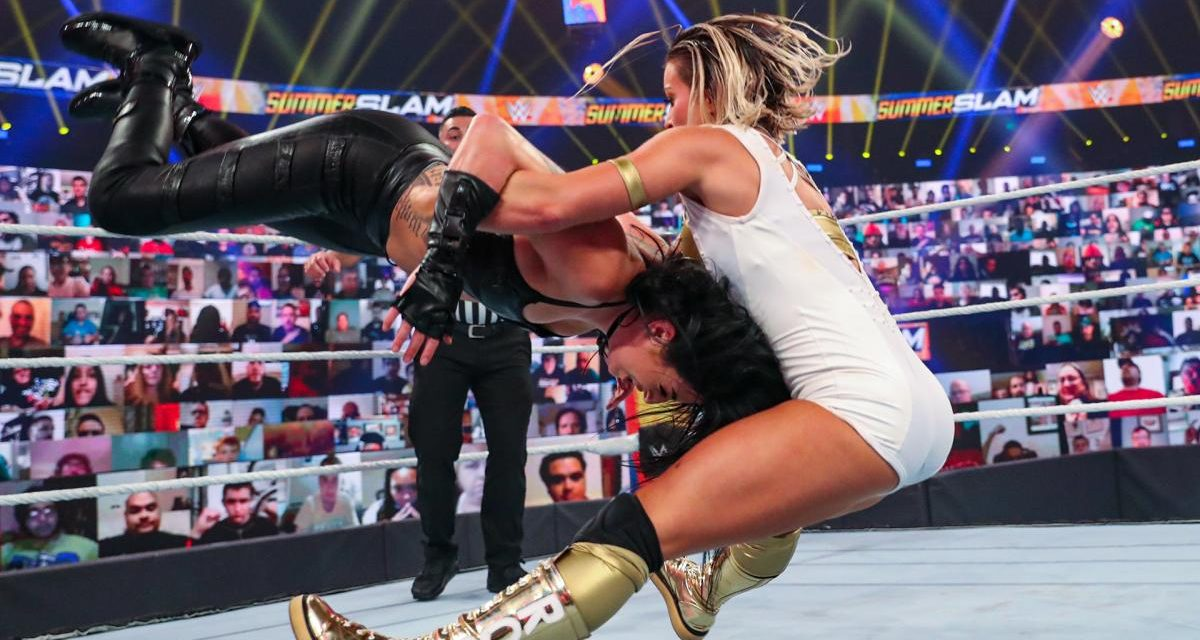 Instant Reaction LIVE: WWE SummerSlam 2020