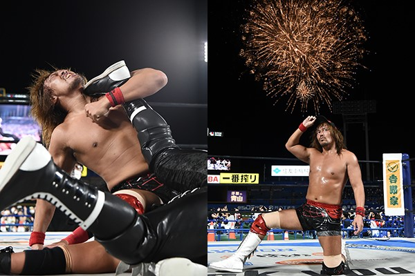 NJPW Summer Struggle in Jingu (August 29) Results and Review