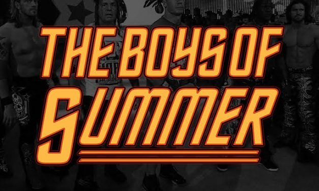 The Boys of Summer (SummerSlam 2010)