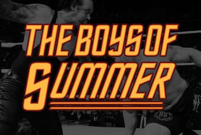 The Boys of Summer (SummerSlam 2015)