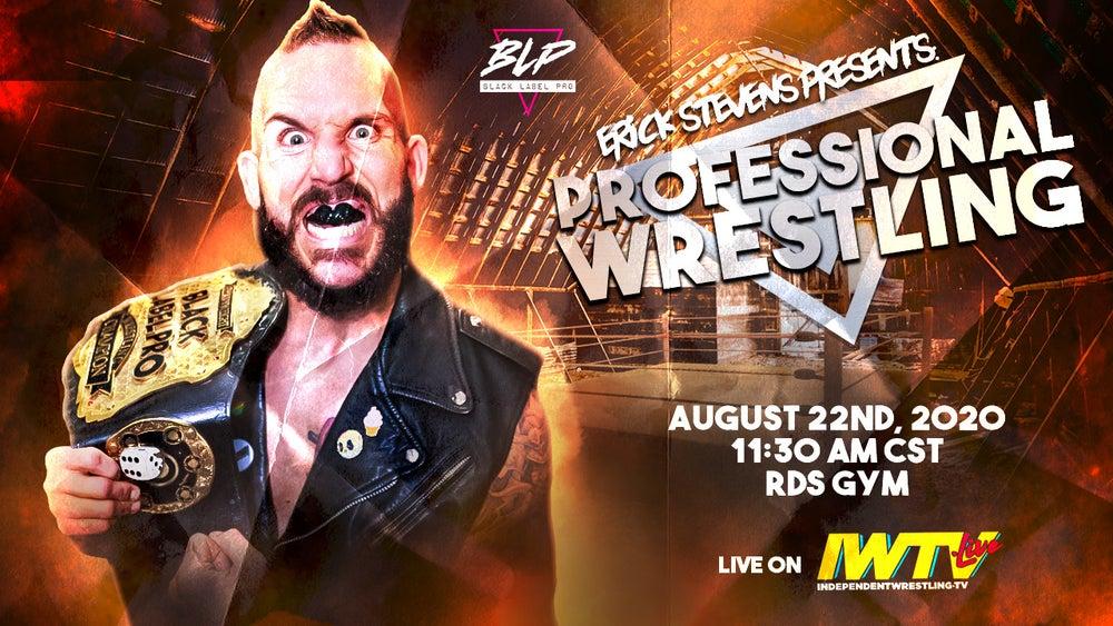 Back in Black (Label Pro):  Professional Wrestling & We're Back