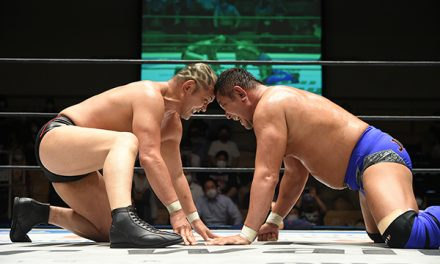 NJPW Summer Struggle 2020 Night 4 (July 31) Results & Review