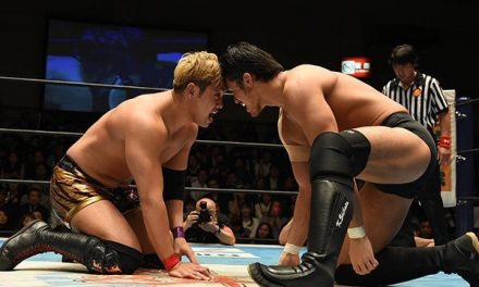 Beautiful Tragedy: The Guilt I Feel Loving Okada vs. Shibata