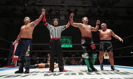 NJPW Summer Struggle 2020 (NEVER Openweight Six-Man Tag Team Title Tournament) Results & Review