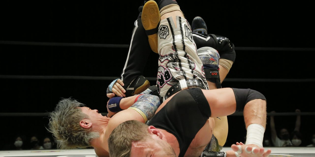 DDT King of DDT 2020 1st Round (August 8) Results & Review