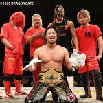 Eita's Improbable Rise: Dragongate Memorial Gate (August 2) Results & Review