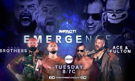 Impact Wrestling is Set for Two Weeks of Emergence