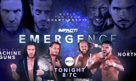 Impact Wrestling Emergence Night 1 (August 18) Results & Review