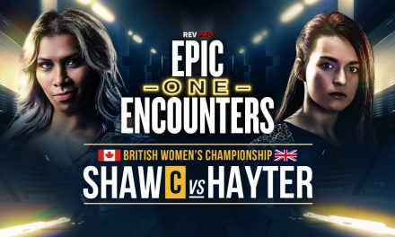 RPW Epic Encounters One (August 23) Results and Review