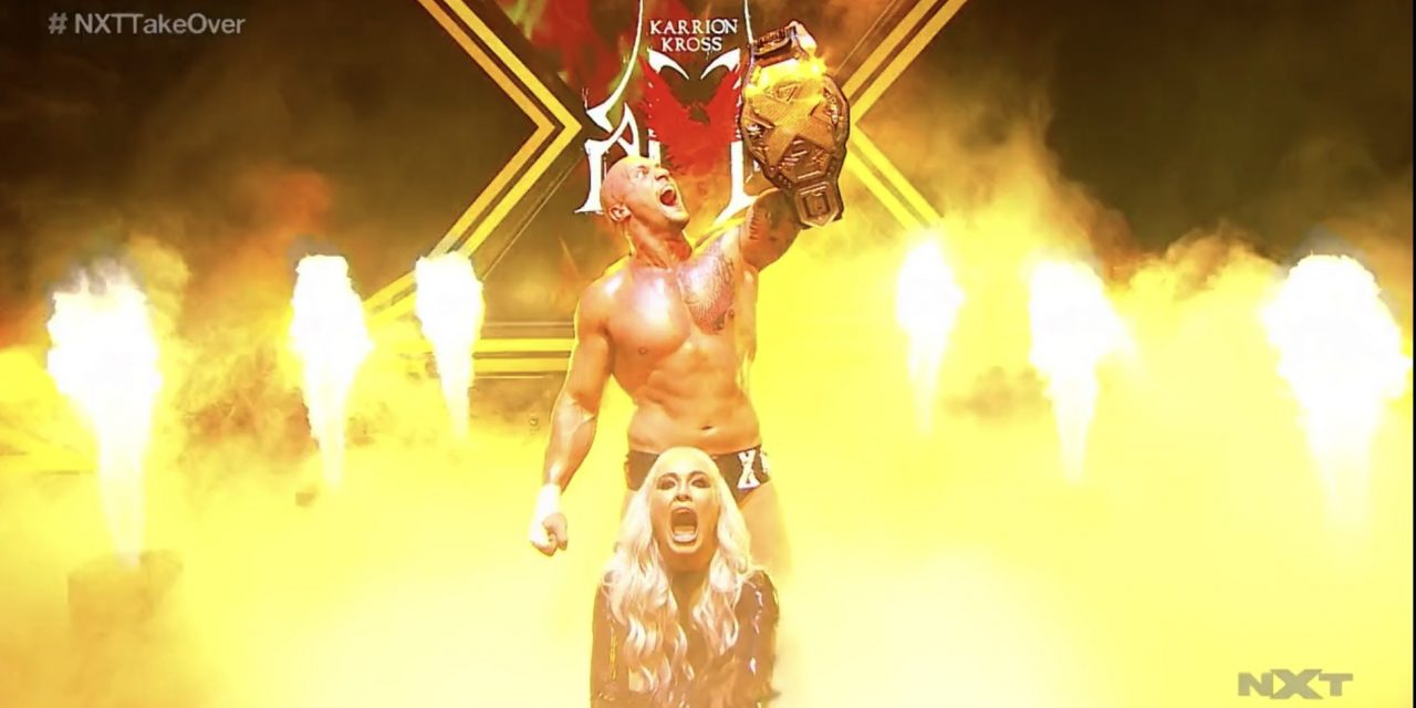 NXT TakeOver XXX (August 22) Results & Review