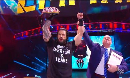 WWE Payback 2020 (August 30) Results & Review