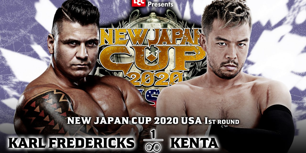 NJPW Strong: Episode 1 (August 7) Results & Review