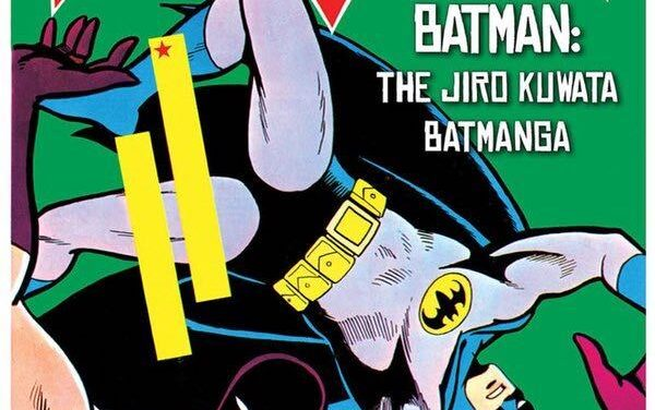 That Time Batman Became a Japanese Wrestling Star: In Memory of Jiro Kuwata