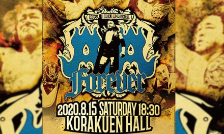 AJPW Atsushi Aoki Memorial AA Forever (August 15) Results & Review