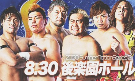 AJPW Summer Action Series II (August 30) Results & Review