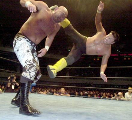 The Lapsed King's Road: AJPW Excite Series 2002 Day 10 (PPV Debut)