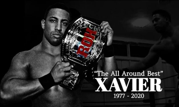 The Lapsed ROHbot: Remembering Xavier (1977-2020)