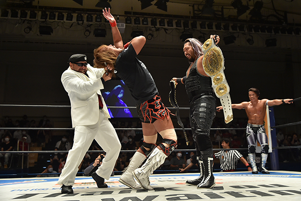 NJPW Summer Struggle 2020 Day 13 (August 27) Results & Review