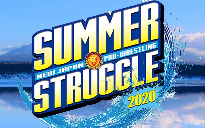Sport of Pro Wrestling: NJPW Summer Struggle in Jingu Stats & Research