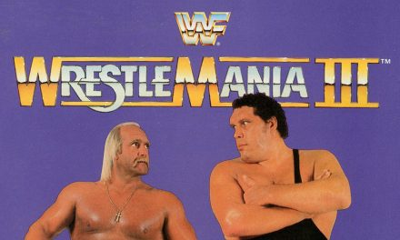 'Bigger! Better! Badder! – The Road to WrestleMania III' by Liam Byrne