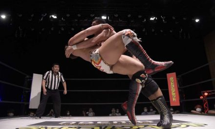 DDT King of DDT 2020 3rd Round (August 10) Results & Review