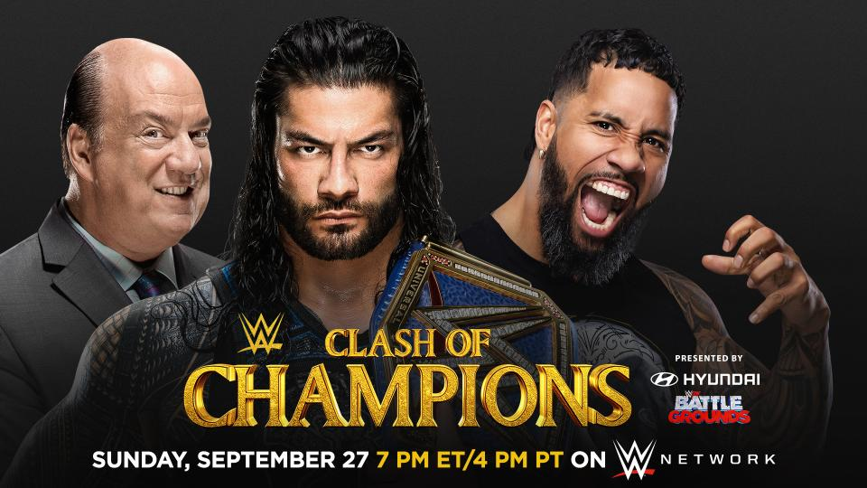 WWE Clash of Champions 2020 (September 27) Preview & Predictions