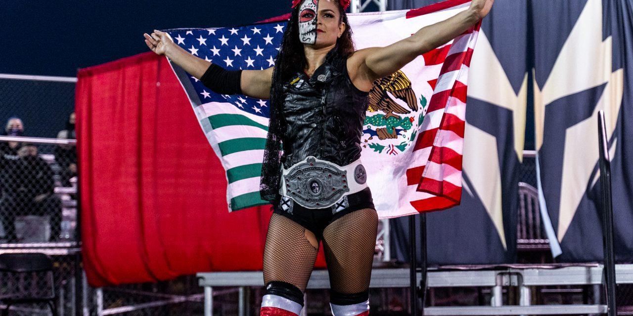 Warrior Wrestling Stadium Series Night 1 (September 12) Results & Review