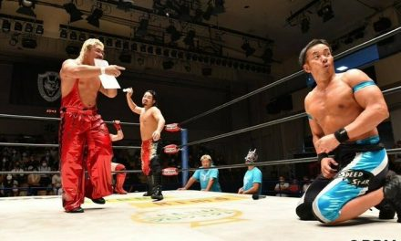 Dragongate Storm Gate (September 9) Results & Review