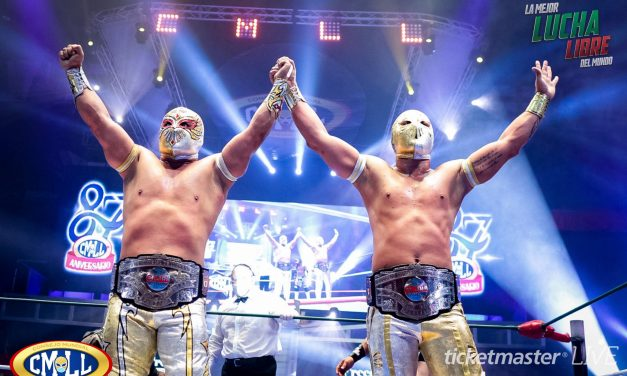 CMLL 87 Aniversario (September 26) Results & Review