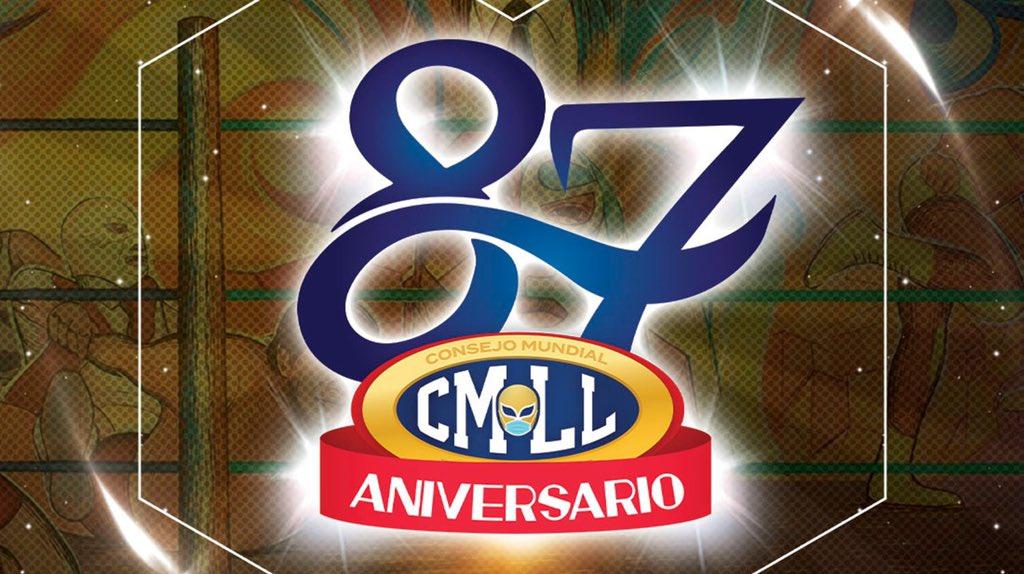 CMLL Aniversario in the Time of COVID-19