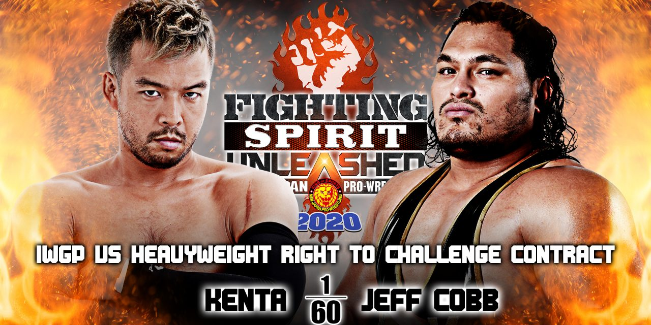 NJPW Strong: Episode 6 (September 11) Results & Review